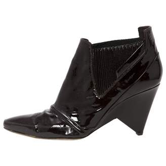 Derek Lam Patent leather ankle boots