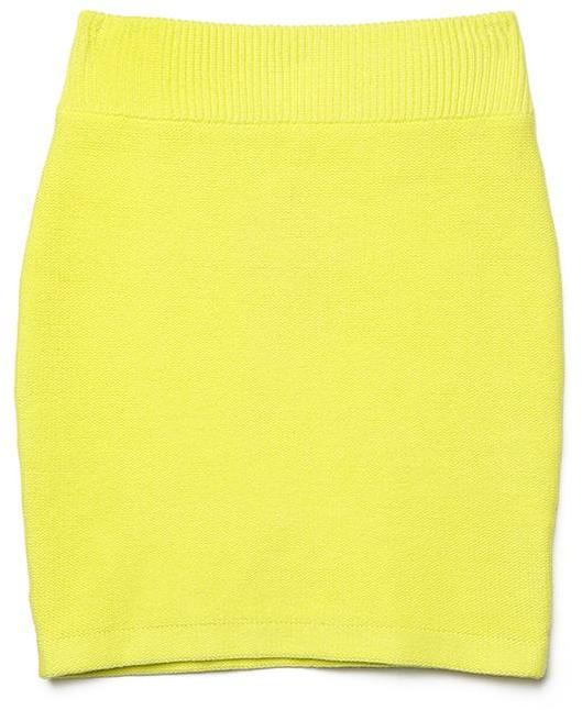 T by Alexander Wang Knit Skirt