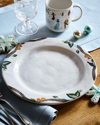 Juliska Twelve Days of Christmas Dinner Plate