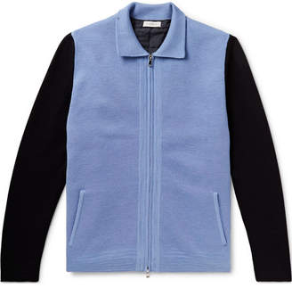 P. Johnson Two-Tone Merino Wool Jacket