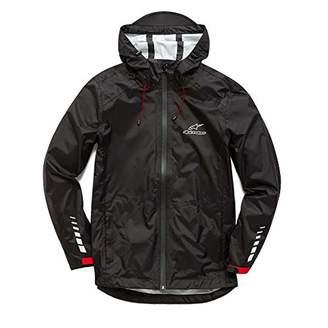 Alpinestars Men's Tech Rain Shell Taped Seams Lightweight Waterproof Jacket
