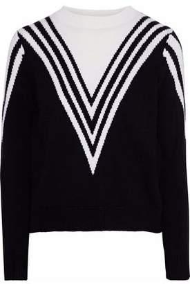 Raoul Intarsia Cotton Sweater