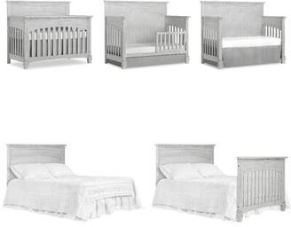 Three Posts Conyers 5-in-1 Convertible Crib