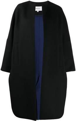 Enfold oversized fit coat