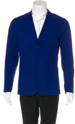 Helmut Lang Deconstructed Two-Button Blazer