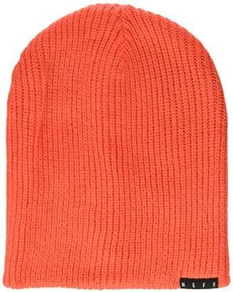 Neff Men's Unisex Double Heather Slouchy Beanie Hat
