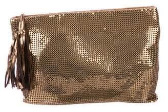 Whiting & Davis Chain Mail Zip Pouch