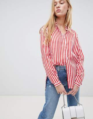 B.young Stripe Shirt