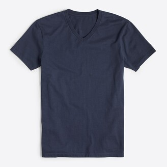 J.Crew Mercantile tall slim Broken-in V-neck T-shirt