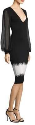 Sachin + Babi Mosaic Bodycon Dress