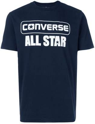 Converse logo printed T-shirt
