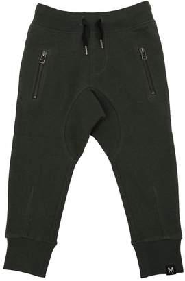Molo Cotton Fleece Jogging Baggy Fit