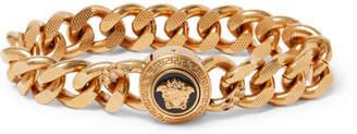 Versace Gold-tone Bracelet - Gold
