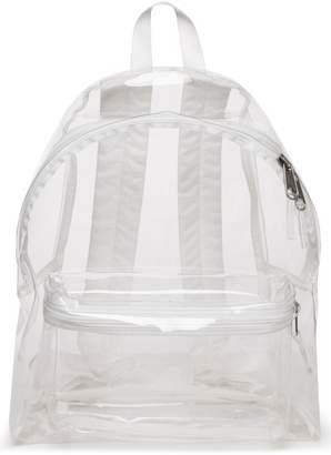 Eastpak Transparent Padded Pak'r(R) Backpack