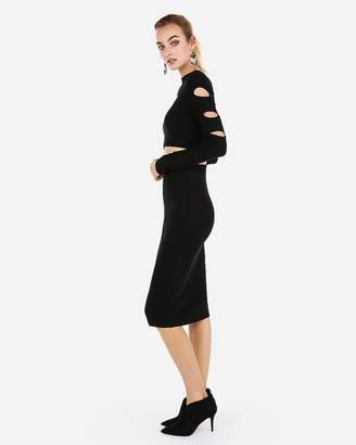 Express Sweater Pencil Skirt