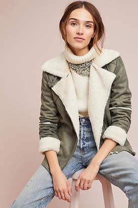 Design History Inari Sherpa Coat