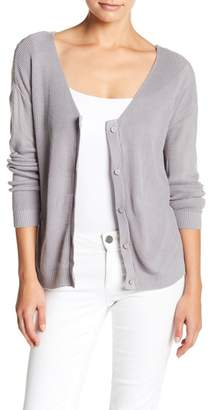 Closet Space Front Button Sweater Cardigan