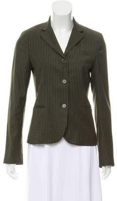 Theory Wool Striped Jacket