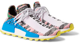 Pharrell adidas Consortium + Williams Solarhu Nmd Primeknit Sneakers