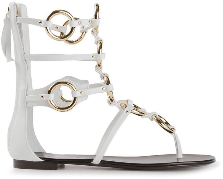Giuseppe Zanotti Design strappy gladiator sandals