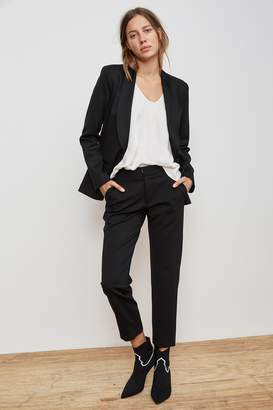 Velvet by Graham & Spencer CICELY STRAIGHT LEG PONTI PANT