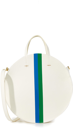 Clare V. Alistair Circle Bag $615 thestylecure.com