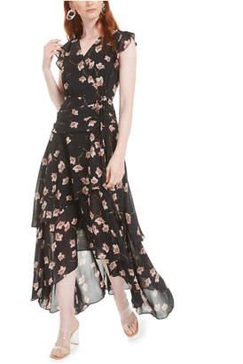 Bar III High-Low Maxi Dress