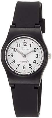 [シチズン キューアンドキュー]CITIZEN Q&Q 腕時計 Falcon ファルコン アナログ 10気圧防水 ウレタンベルト ホワイト VP47-852 レディース
