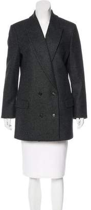 Michael Kors Wool Knee-Length Coat w/ Tags