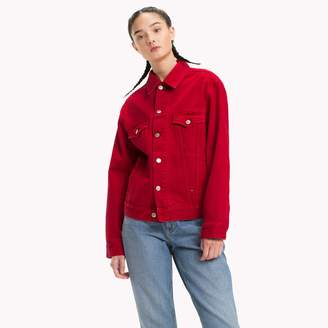 Tommy Hilfiger Capsule Collection Colored Jean Jacket