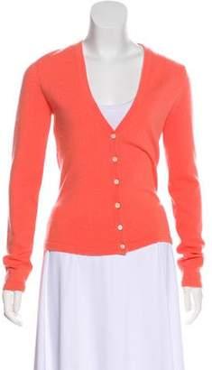 Michael Kors Cashmere Long Sleeve Cardigan