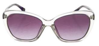 Michael Kors Cat-Eye Mirror Sunglasses