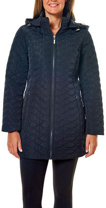 Liz Claiborne Lightweight Quilted Jacket