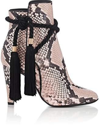 Philosophy di Lorenzo Serafini Women's Snakeskin Ankle Boots