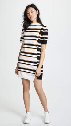 MAISON KITSUNÉ Surf Stripe Dress
