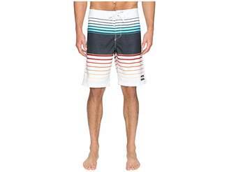 Billabong All Day Faded 21 Boardshorts Men's Swimwear