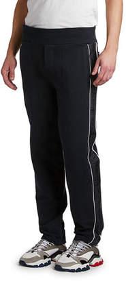 Moncler Men's Side-Stripe Track Pants
