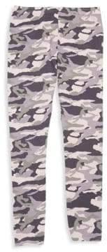 Monrow Girl's Vintage Sweat Pants