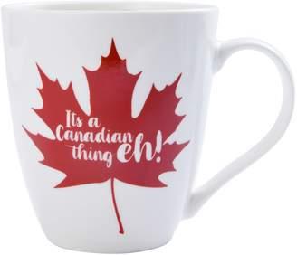 Mikasa Gourmet Basics Canadian Porcelain Mug