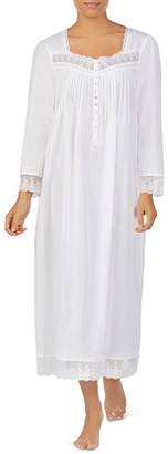 Eileen West Ballet Classic Long-Sleeve Nightgown - 100% Exclusive