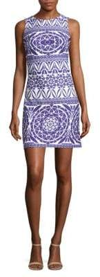 Taylor Printed Sheath Dress