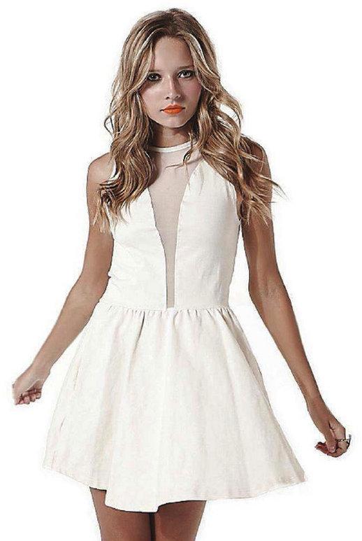 Lulu Dress in 2 Colors - by For Love & Lemons
