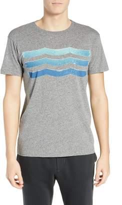 Sol Angeles Oasis Waves Slim Fit T-Shirt