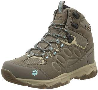 Jack Wolfskin Women's Mountain Attack 5 Texapore High Rise Hiking Boots,10 UK
