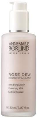 Annemarie Borlind (アンネマリー ボーリンド) - アンネマリーボーリンド ローズデュー クレンジングミルク (洗顔料) [乾燥肌向け]