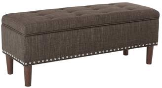 Ave Six Bryant Tufted Storage Bench