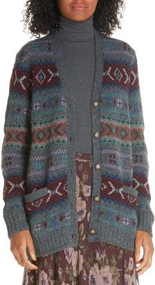 Polo Ralph Lauren Fair Isle Cardigan