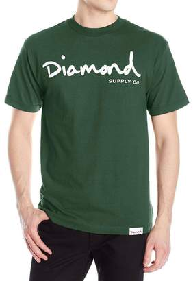 Diamond Supply Co. Co Men's Og Script T-Shirt