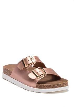 Madden-Girl Goldie Slide Sandal