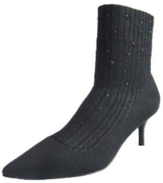 Charles by Charles David Black Knit Boot